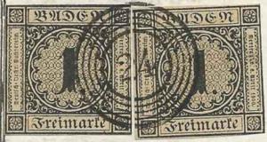 Baden Doppelmarke
